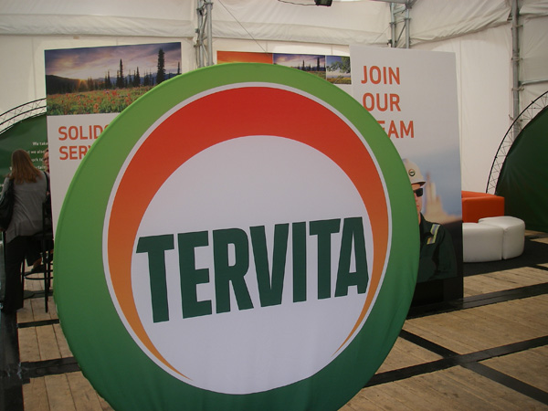 Tervita – Large Outdoor Booth