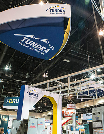 TUNDRA PROCESS SOLUTIONS – MULTI-FLOOR (DOUBLE DECKER) EXHIBIT