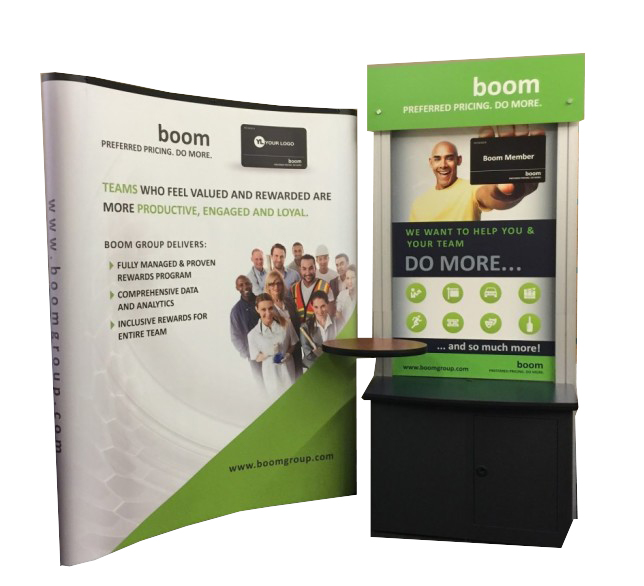 Pop Up Displays, Pop Up Trade Show Displays, Pop Up ...